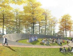 Enslaved Laborers Memorial Approved