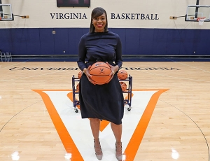 Olympian, All-Star  is new coach of women's basketball